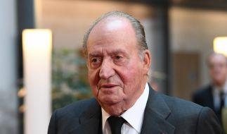 Juan Carlos I., Altkönig von Spanien (Foto)