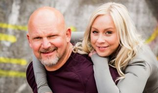 Lutz Schweigel und Katrin Hamann alias Joe und Peggy (Foto)