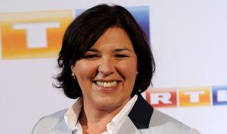 """Vera Int-Veen moderiert die Kult-Show """"Schwiegertochter gesucht"""". (Foto)"""