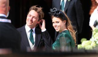 Prinzessin Beatrice plant ihre Hochzeit offenbar in Italien. (Foto)