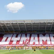 Strafanzeige! Stadion-Ordner wegen Nazi-Symbolik am Pranger (Foto)