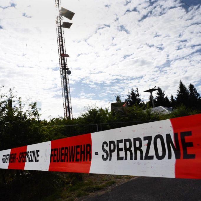 3 Tote nach Gondelunfall!Polizei untersucht Seilwinde und Gondelkorb (Foto)
