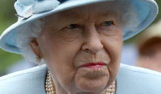 Queen Elizabeth II. hat eine besorgniserregende Drohung erhalten. (Foto)