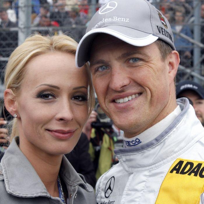 Sie spricht im Interview über Ex-Mann Ralf Schumacher (Foto)