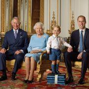 Süße Kinderschar! DAS sind die Urenkel der britischen Königin (Foto)