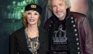Nach 40 Jahren Ehe trennte sich Thomas Gottschalk von seiner Frau Thea. (Foto)