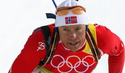 Halvard Hanevold, norwegischer Biathlon-Olympiasieger (03.12.1969 - 03.09.2019)