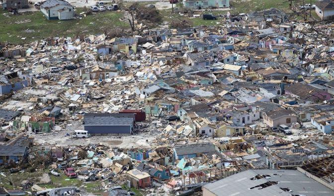 Hurrikan Dorian im News-Ticker aktuell