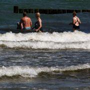 Killer-Bakterien in der Ostsee fordern zweites Todesopfer (Foto)