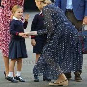 Wie gemein! Herzogin Kates Tochter darf keine besten Freunde haben (Foto)