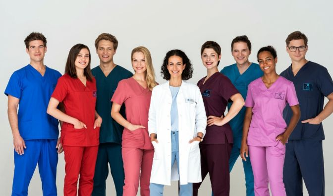 """""""Die jungen Ärzte"""""""