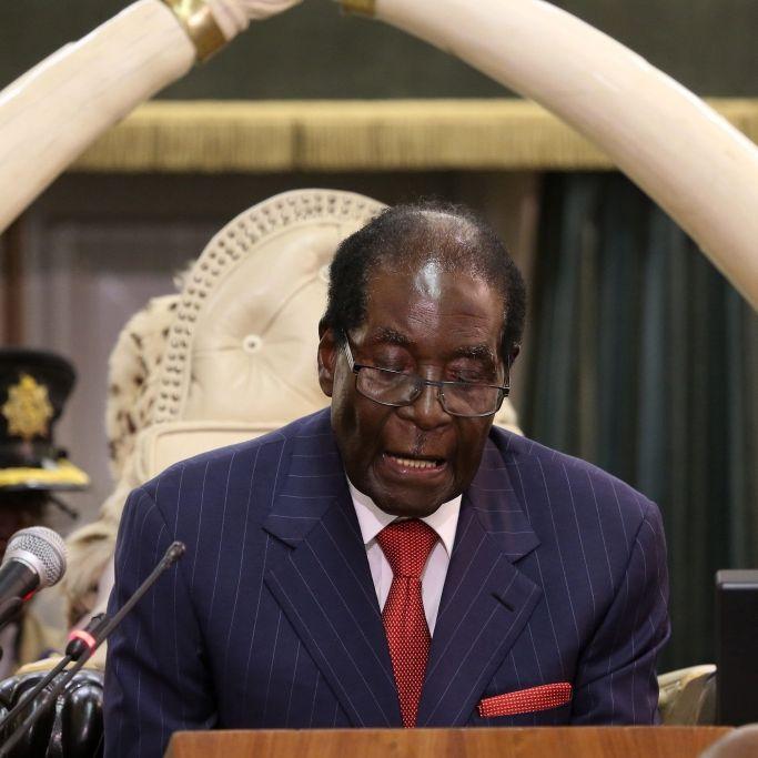 Simbabwes Ex-Diktator stirbt mit 95 Jahren (Foto)