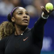 Serena Williams steht im Finale der US Open 2019.