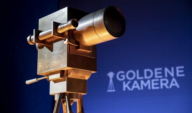 """""""Goldene Kamera"""""""