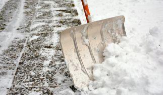 An diesem Wochenende droht der erste Schnee. (Foto)