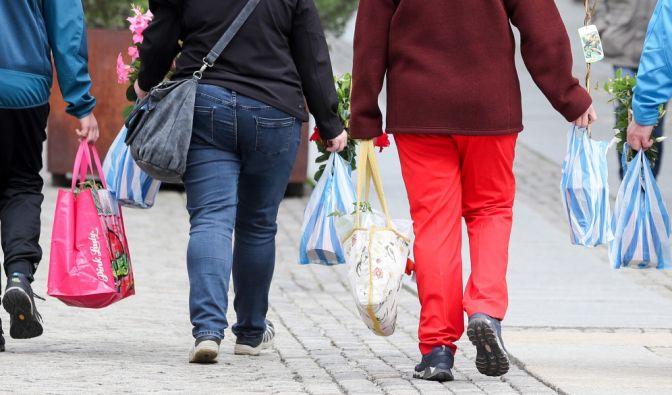 Plastiktüten-Verbot gefordert