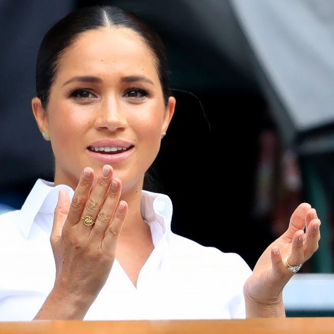 Hatte Herzogin Meghan eine pikante Affäre mit einem US-Marine? (Foto)