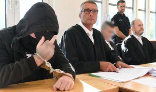 Für den Mord an der schwangeren Maria K. auf Usedom sind die Täter zu langen Haftstrafen und einer Unterbringung in der Psychiatrie verurteilt worden. (Foto)