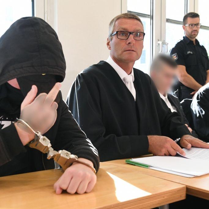 Lebenslängliche Haft und Psychiatrie für Marias Mörder (Foto)
