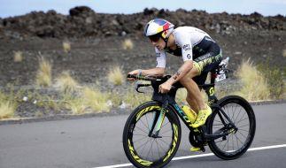 Patrick Lange ist bei der Ironman 70.3 WM in Nizza mit am Start. (Foto)