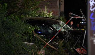 In Berlin-Mitte sind bei einem schweren Verkehrsunfall vier Menschen getötet worden. (Foto)