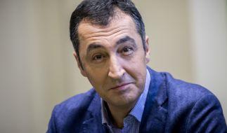 Cem Özdemir hat seine Bewerbung für die Fraktionsspitze der Grünen im Bundestag eingereicht. (Foto)