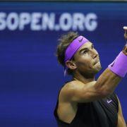 Herren-Finale heute live mitDaniil Sergejewitsch Medwedew vs. Rafael Nadal (Foto)