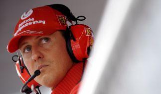 Der GP von Italien in Monza hatte für Michael Schumacher eine ganz besondere Bedeutung. (Foto)
