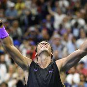 Nadal bezwingt Medwedew im Herren-Finale der US Open (Foto)