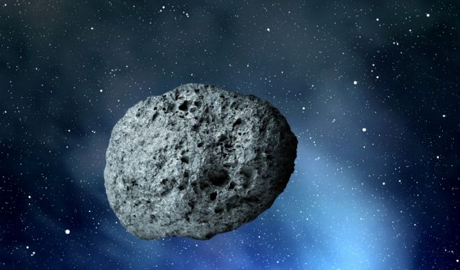 Asteroid 322P/SOHO