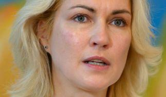 Manuela Schwesig will sich in den nächsten Wochen auf ihre Gesundheit und ihre Familie konzentrieren. (Foto)