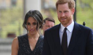 Manipuliert Meghan die britischen Royals? (Foto)