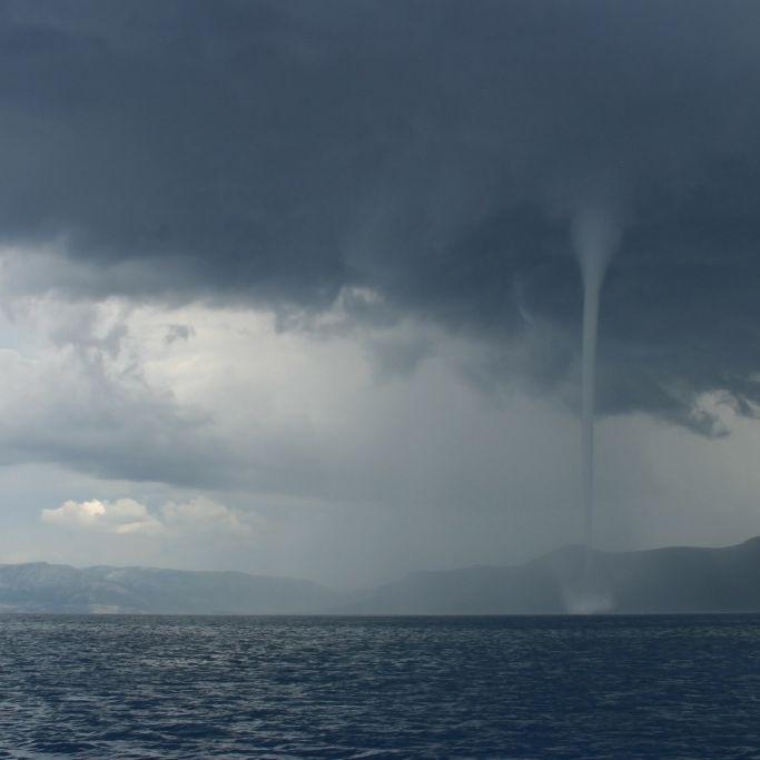 5 Tote! Horror-Unwetter wütet an Mittelmeerküste (Foto)
