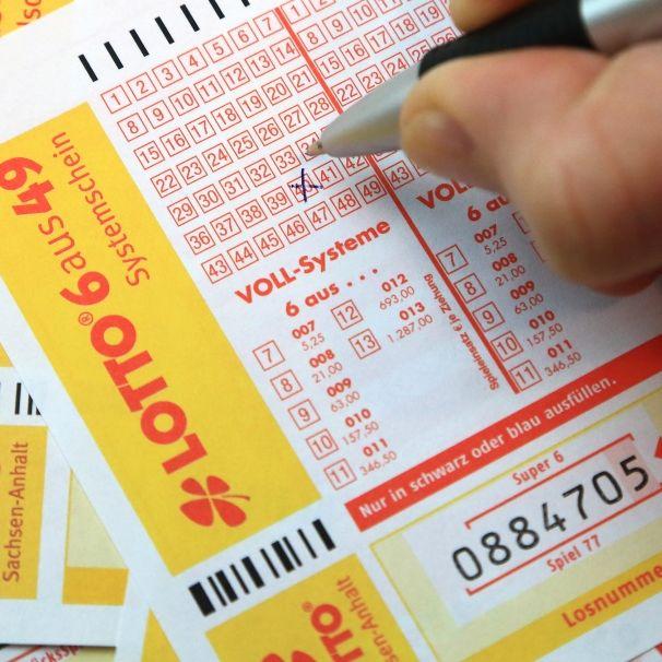 Gewinnzahlen + Quoten im Lotto am Mittwoch für 7 Millionen Euro (Foto)