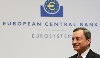 Die Europäische Zentralbank (EZB) verschärft den Strafzins für Bankeinlagen. (Foto)