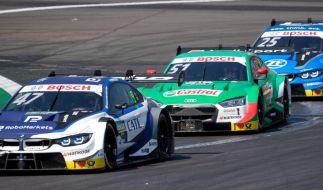 Die 8. DTM auf dem Nürburgring läuft vom 13. bis 15. September. (Foto)