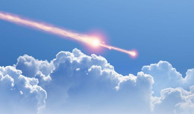Meteor am 12.09.2019