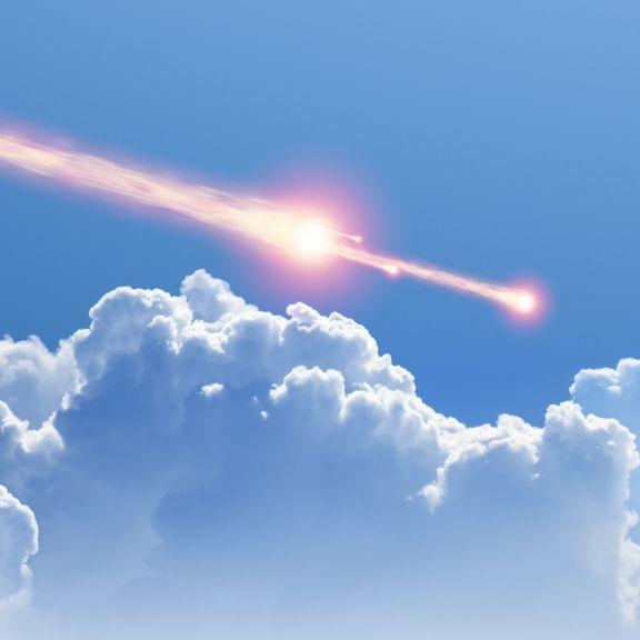 Feuerball rast über Norddeutschland! DIESES Video zeigt die Explosion (Foto)