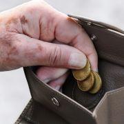 Schock-Studie! So viele Rentner sind von Armut bedroht (Foto)