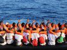Flüchtlingskrise im Mittelmeer