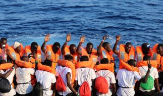 Deutschland hält an 25-Prozent-Quote für Flüchtlinge fest. (Foto)
