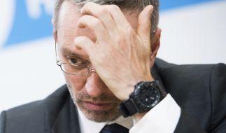 Brennt in Österreich bald die Demokratie? (Foto)