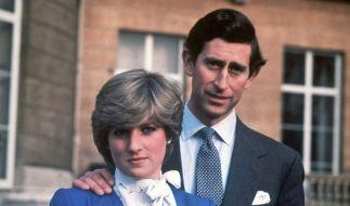 Lady Di und Prinz Charles - Auch ihre Trennung fiel in das schlimmste Jahr der britischen Royals. (Foto)