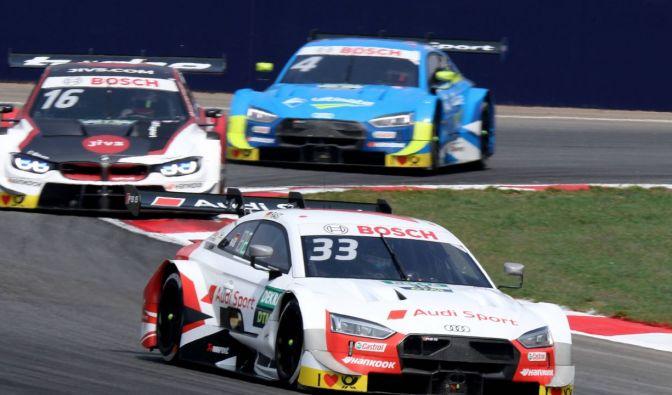"""""""Motorsport: DTM"""" verpasst?"""