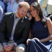 Aktuelles Archie-Foto! So rührend gratuliert sie Prinz Harry (Foto)