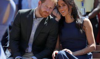 Meghan Markle gratuliert Prinz Harry besonders emotional zum Geburtstag. (Foto)
