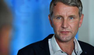 Björn Hocke ist AfD-Spitzenkandidat bei der Landtagswahl in Thüringen Ende Oktober. (Foto)