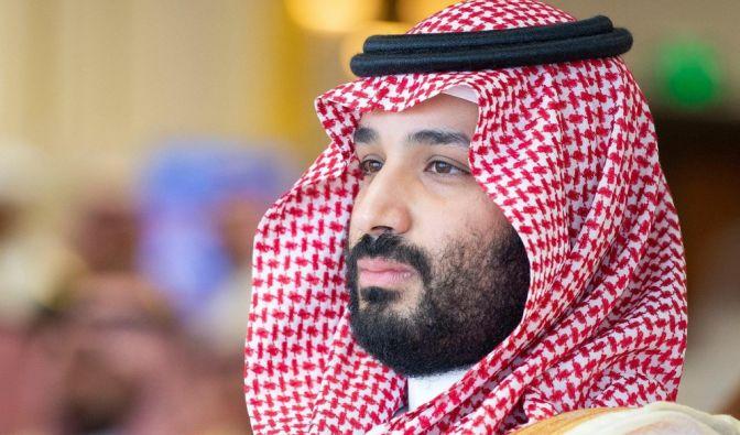 Kreuzigung in Saudi-Arabien