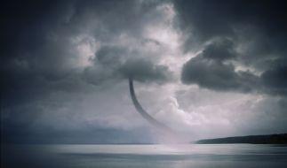 An der Ostsee drohen laut Meteorologen Wasserhosen. (Symbolbild) (Foto)