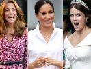 Meghan Markle, Kate Middleton und Prinzessin Eugenie schwanger